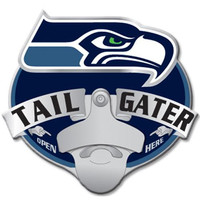 Seattle Seahawks NFL Tailgater Hitch Cover