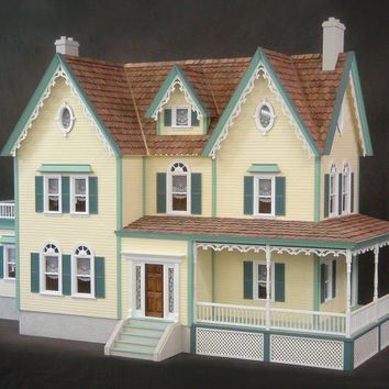 The North Park Mansion Dollhouse Real Good Toys