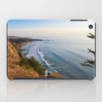Big Sur, California Coast iPad Case by leahdaniellle