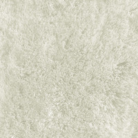 "Soft Shaggy 39""X58"" white Area Rug"