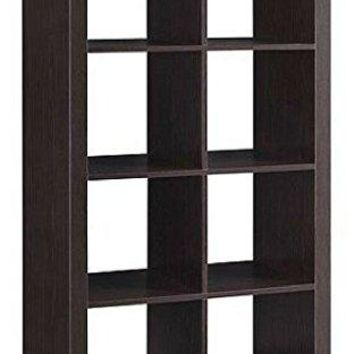 Modern Better Homes and Gardens 8-Cube Organizer, Espresso by & (ESPRESSO,...