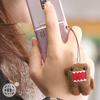 Domo kun Plush Doll Cleaner