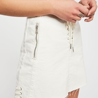 Neutral Ground Skirt