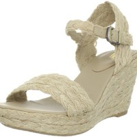 Wanted Shoes Women's Desiree Wedge Sandal