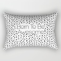 Awesome Rectangular Pillow by Laura Maria Designs