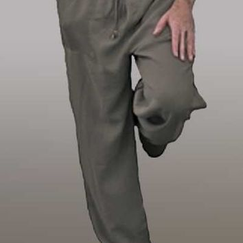 Men's Hemp Drawstring Pants