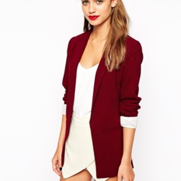 New Look Soft Crepe Blazer