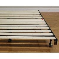 Full Size Solid Wood Bed Slats - Made in USA