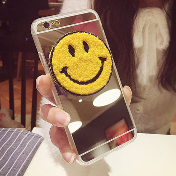 Smiling Face iPhone 7 7Plus Case