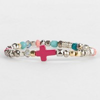 Daytrip Skull Bracelet - Women's Accessories | Buckle