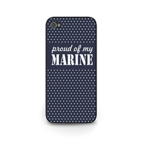 Marine Phone Case - Marine Wife - Marine Girlfriend
