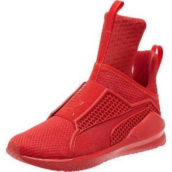 Puma Rihanna x Fenty Trainer (Red)