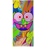 Spongebob Beach Towel