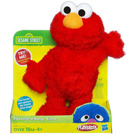 Playskool Sessame Street Squeeze-a-Song Elmo