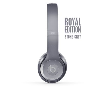 Beats Solo2 Headphones (Stone Gray) | Beats by Dre
