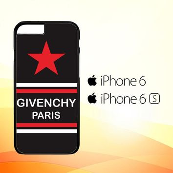 Givenchy Logo X3388 iPhone 6|6S Case