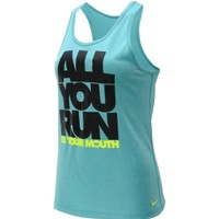 Nike Women's Run Your Mouth Legend Running Tank Top | DICK'S Sporting Goods