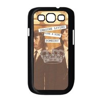 Sleeping with Sirens SWS Custom Durable Back Cover Cases for Samsung Galaxy S3 I9300