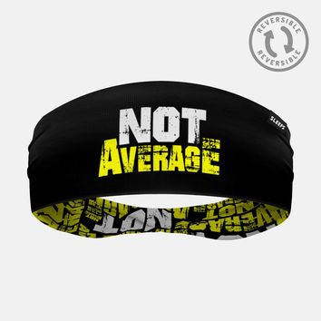 Not Average Headband