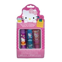 Hello Kitty Kiss It Paint It Makeup Kit Gift Set