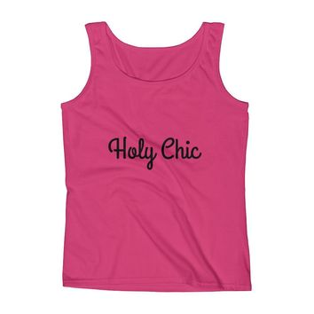 Holy Chic Ladies' Tank