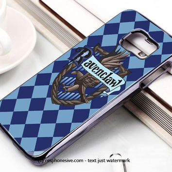 Hoghwart School - Ravenclaw Samsung Galaxy S6 and S6 Edge Case