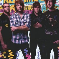 All Time Low Band Graffiti Poster 24x36
