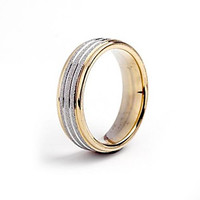 Intionix Shop Mumar Fashionable Ring Stainless Steel Jewelry