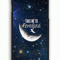 Peter Pan Take Me To Neverland For iPhone 6/6S Case *