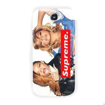 Beyonce Supreme Music Yonce For Samsung Galaxy S4 Case