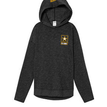 Army Crossover Pullover - PINK - Victoria's Secret