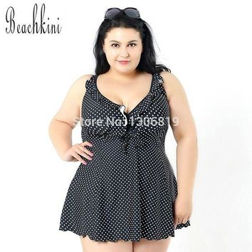 DCCK7N3 Women two pieces swimwear plus size swimsuit cover ups dress beach wear bathing suits female clothing