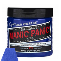 Bad Boy Blue Hair Dye