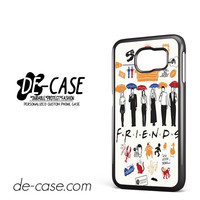 Friends Tv Show Collage For Samsung Galaxy S6 Samsung Galaxy S6 Edge Samsung Galaxy S6 Edge Plus Case Phone Case Gift Present