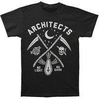 Architects Men's  No Light T-shirt Black