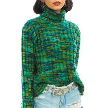 Vintage 90's Our Time Bb Rib Knit Sweater - One Size Fits Many