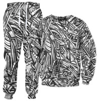 All Over Graffiti Tracksuit