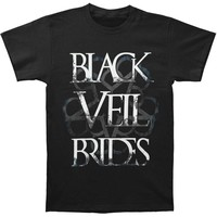 Black Veil Brides Men's  Smoked T-shirt Black