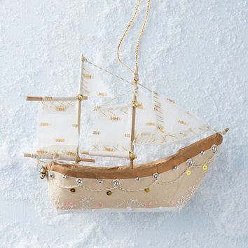 Smooth Sailing Ornament