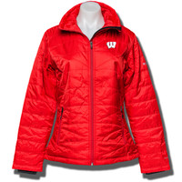 Columbia Women's Mighty Jacket (Red)
