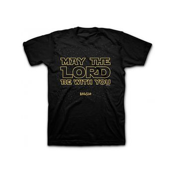 Kerruso May the Lord Be With You Cherished Christian Bright T Shirt