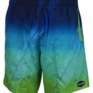 Men's Depth Charts Fishing Water Short