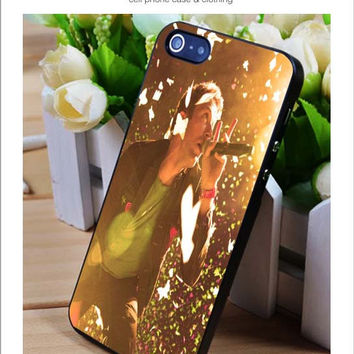 Cris Martin iPhone for 4 5 5c 6 Plus Case, Samsung Galaxy for S3 S4 S5 Note 3 4 Case, iPod for 4 5 Case, HtC One for M7 M8 and Nexus Case