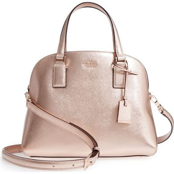 kate spade new york cameron street - lottie leather satchel | Nordstrom