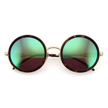 Wildfox - Ryder Deluxe Gold & Tortoise Sunglasses
