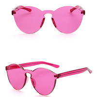 Colorist Sunglasses - Pink