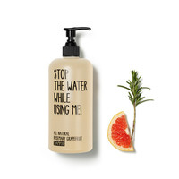 stop the water while using me / rosemary + grapefruit shampoo / 200ml