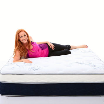 The Alexander Hybrid Signature Select Mattress