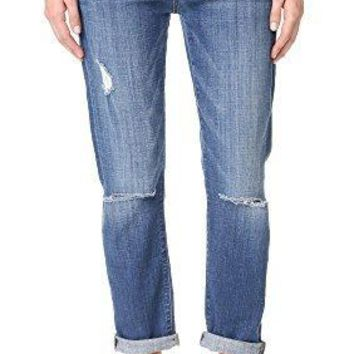 7 For All Mankind Women's Josefina Destroyed Jeans