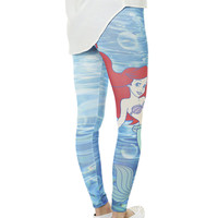 Ariel Ankle Legging | Shop Sale at Wet Seal